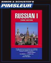 Pimsleur Language Program Russian I (Third Edition) - Best Way to Learn Russian
