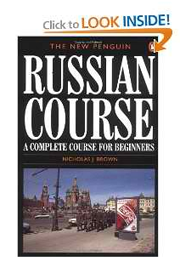 Russian Courses - The New Penguin Russian Course